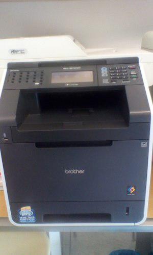 Impresora brother mfc 9970cdw