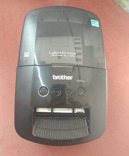 Impresora brother ql 700 termica etiquetas seminueva