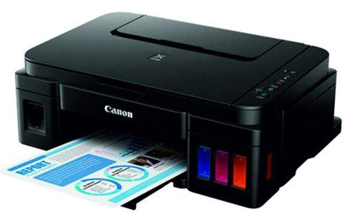 Impresora canon g1100 tinta continua original economica