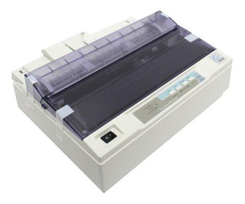 Impresora de matriz de punto ecline ec-300-plus epson