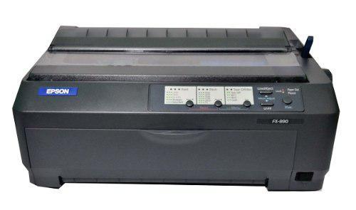Impresora de matriz epson fx-890