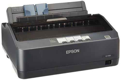 Impresora de matriz epson lx-350 edg