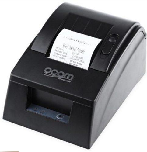 Impresora de tickets térmica profesional de 58 mm