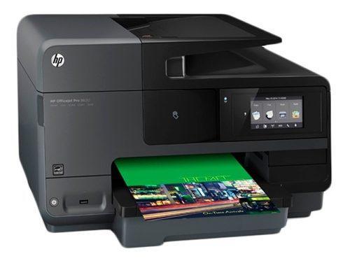 Impresora e-todo-en-uno hp officejet pro 8610 refacciones