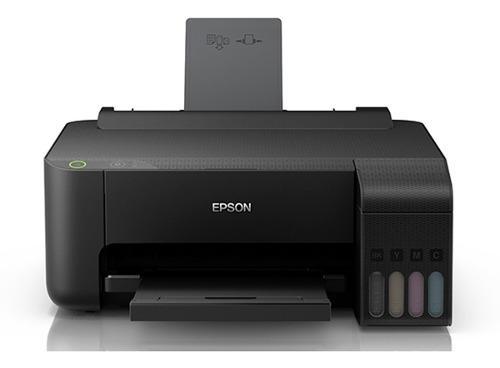 Impresora epson ecotank l1110 sublimar tinta cmyk continua
