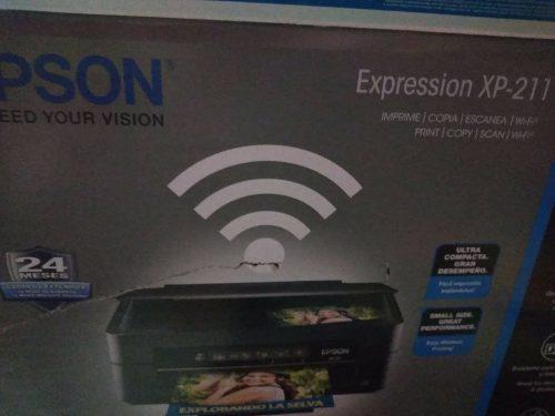 Impresora epson expression xp 211