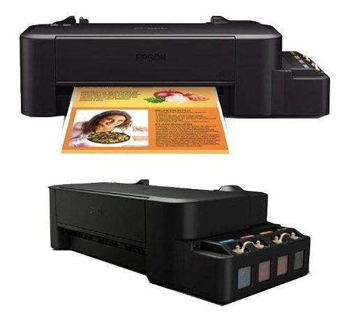 Impresora epson l120 con tinta para sublimar sublimación