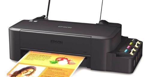 Impresora epson l120 tinta continua sublimacion