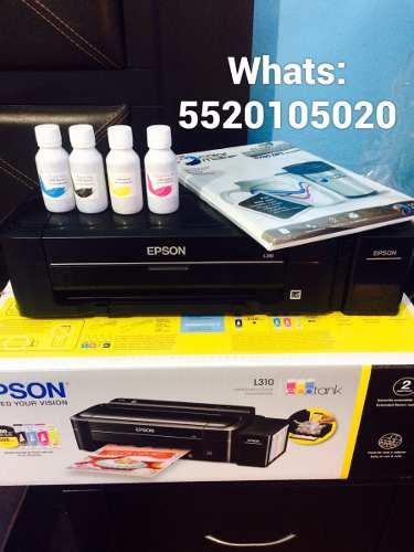 Impresora epson l310 tinta continúa