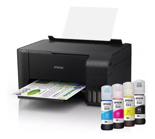 Impresora epson l3110 ecotank multifuncional tinta continua