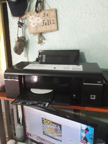 Impresora epson l800 por piezas solamente