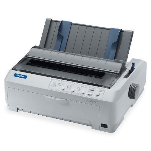 Impresora epson lq-590 matriz de puntos usb paralelo envio !