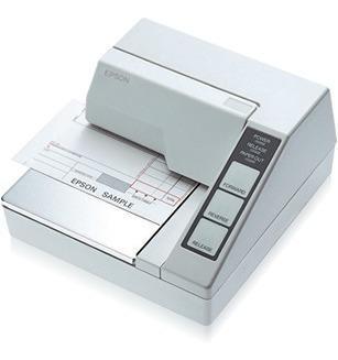 Impresora epson tmu295 con puerto paralelo!