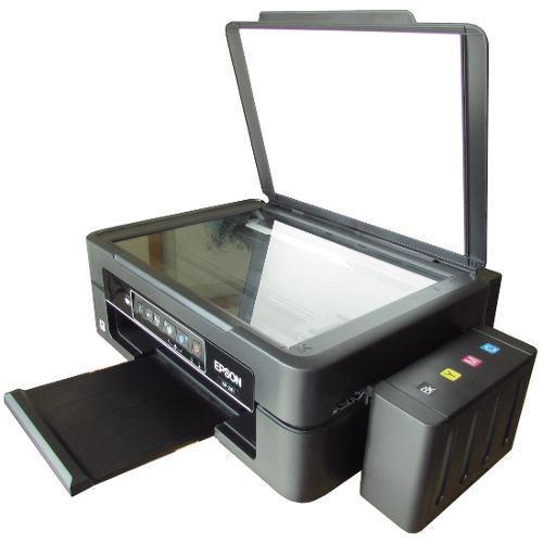 Impresora epson xp241 sistema rellenable tinta inktec