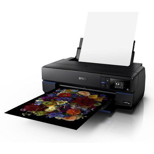 Impresora fotografica 17 epson p800 color inyeccion tinta