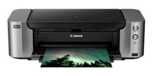Impresora fotorgráfica canon pixma pro100 8 tintas tabloide