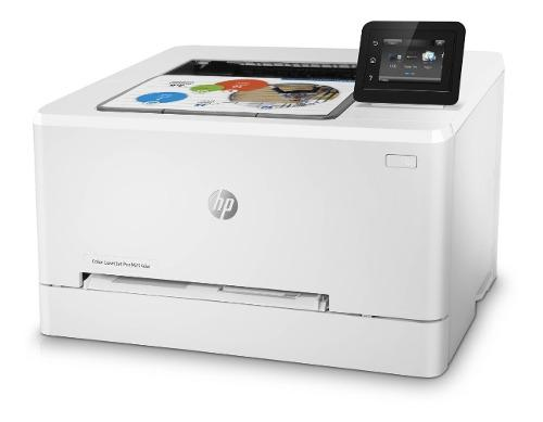 Impresora hp color laserjet pro m254dw, duplex, wifi