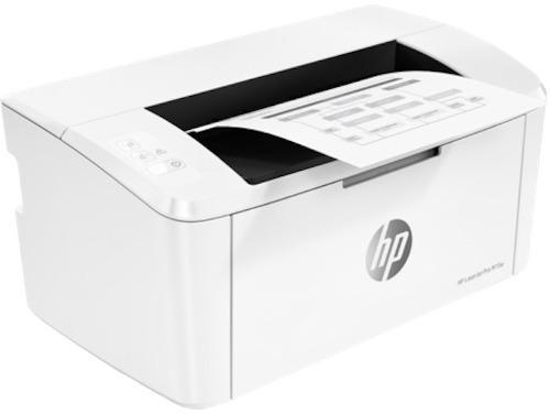 Impresora hp laser jet pro monocomatica wifi, usb m15w 19ppm