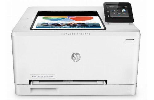 Impresora hp laserjet m254dw color laser + hojas transfer