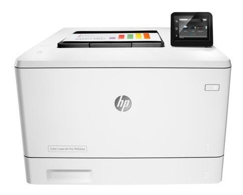 Impresora hp laserjet m452dw laser a color