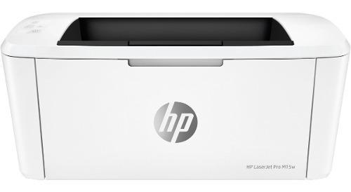 Impresora hp laserjet pro m15w 600dpi 18 ppm wifi usb 2.0