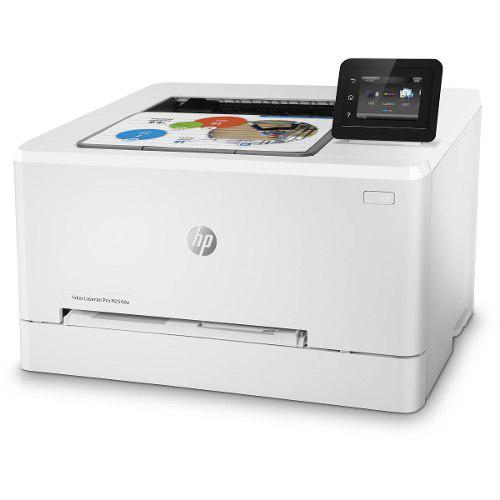 Impresora hp laserjet pro m254dw color duplex wifi