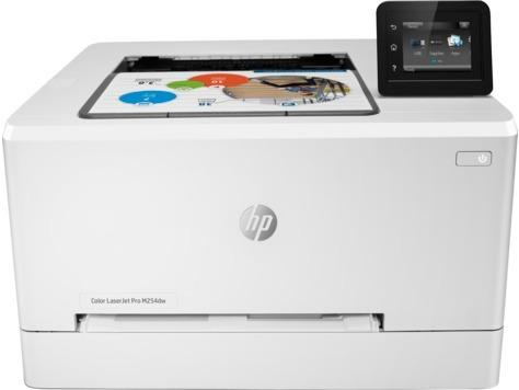 Impresora hp laserjet pro m254dw color láser eprint iphone