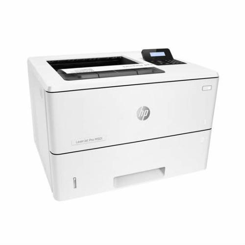 Impresora hp laserjet pro m501dn laser blanco y negro _