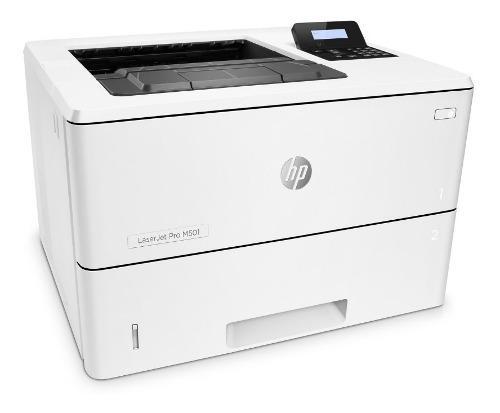 Impresora hp laserjet pro m501dn (j8h61a) monocromática