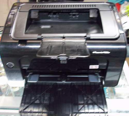 Impresora hp laserjet pro p1102w monocromatica wifi