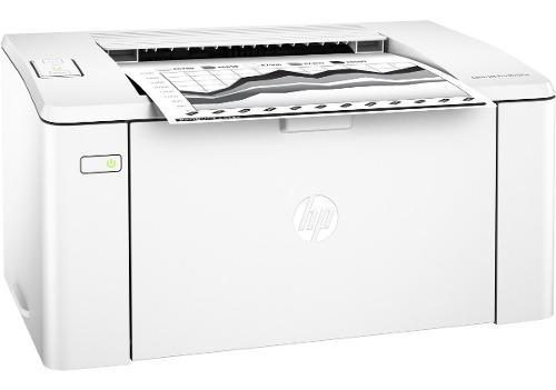 Impresora hp laserjet prom102w monocromo wifi con cable usb