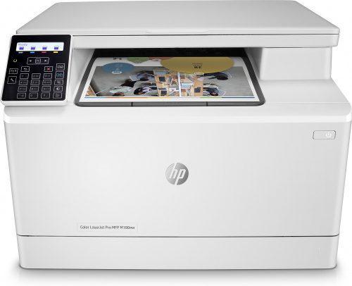 Impresora hp mfp m180nw laser color