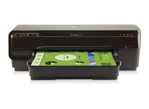 Impresora hp officejet 7110 doble carta con sistema de tinta