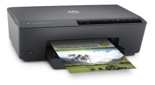 Impresora hp officejet pro 6230 wifi inyección de tinta