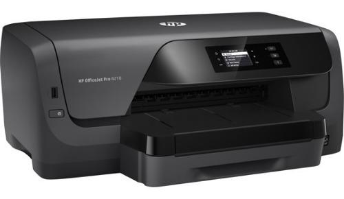 Impresora hp officejet pro 8210 color wifi (d9l63a) duplex