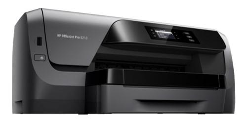 Impresora hp officejet pro 8210 eprinter wifi duplex d9l63a