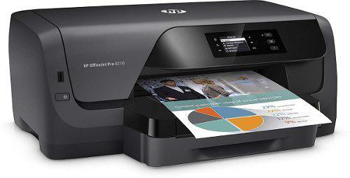 Impresora hp officejet pro 8210 eprinter wifi duplex puebla