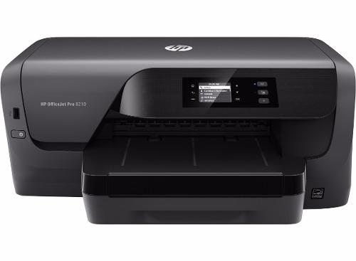 Impresora hp officejet pro 8210 inyeccion wi-fi duplex