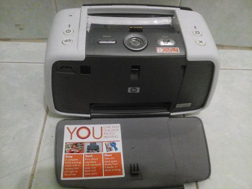 Impresora hp portatil fotográfica sin pantalla