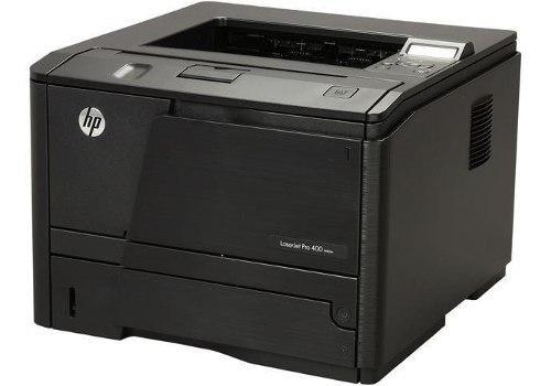 Impresora hp pro 400 m401n