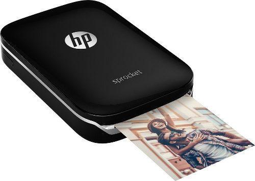 Impresora hp sproket para smartphone iphone, android negra