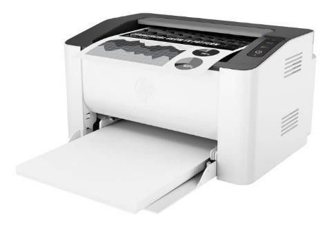 Impresora inalámbrica hp laser jet pro toner 107w