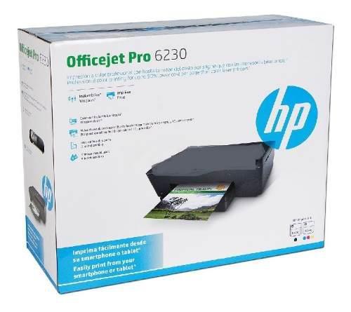 Impresora inyección de tinta color hp officejet pro 6230