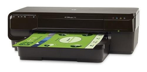 Impresora inyección hp officejet 7110 color amplio formato