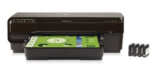 Impresora inyeccion tinta tabloide doble carta hp 7110 wifi