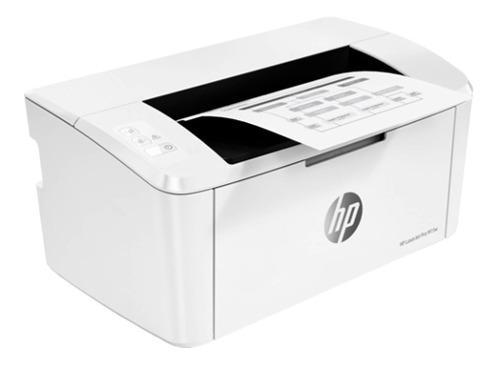 Impresora laser hp m15w laserjet pro w2g51a usb negro wifi