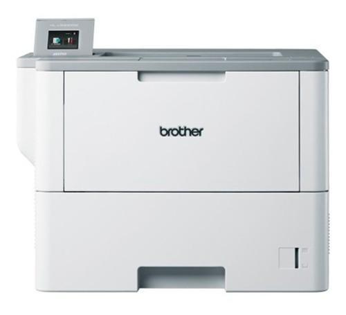 Impresora laser monocromatica brother hll6400dw duplex