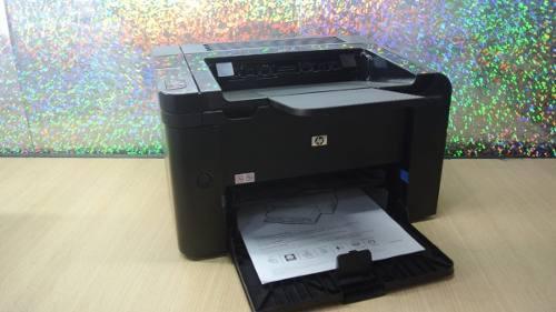 Impresora laserjet hp 1606 con toner