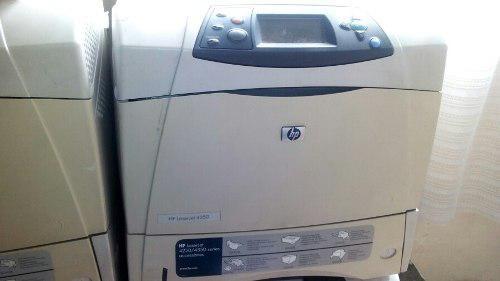 Impresora laserjet hp 4250 monocromatica
