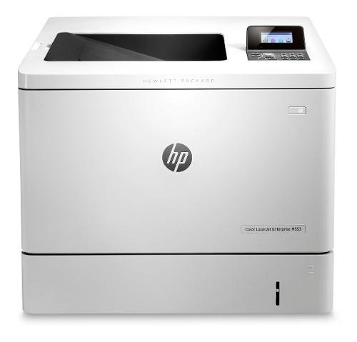 Impresora laserjet hp enterprise m553dn a color duplex 40ppm